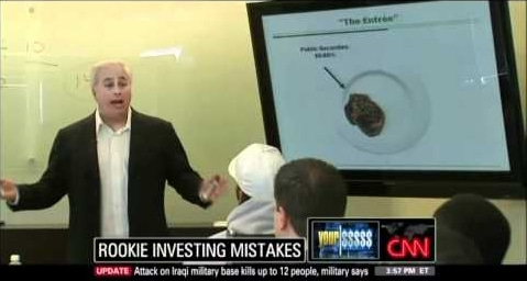 Ed Butowsky Discusses How To Manage Your Money With Professional Athletes