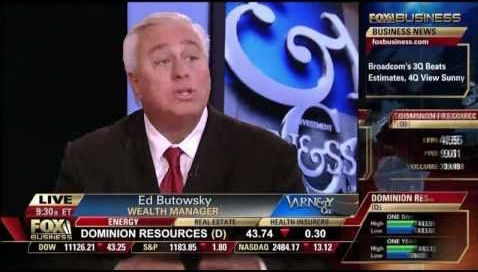 Ed Butowsky: Real Estate Market Remains In Shambles