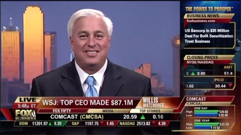 Ed Butowsky Joins The Willis Watchdog Panel