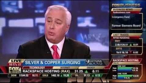 Copper & Silver Surging