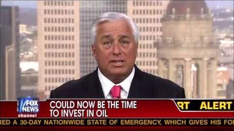 Could Now Be The Time To Invest In Oil?