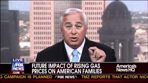 Stagflation Storm Causing Families To Struggle With Rising Gas Prices
