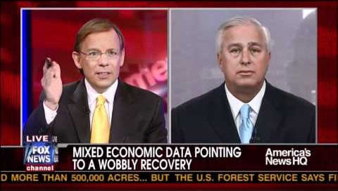 Mixed Economic Data Pointing To A Wobbly Recovery