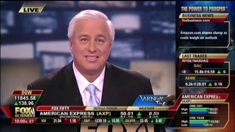 Ed Butowsky Joins The Company On Varney & Co.