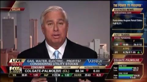 Gas, Water, Electric Profits - Considering Utility Stocks