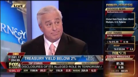 Ed Butowsky Joins The Company 11-21-11