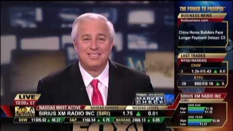 Ed Butowsky Joins The Company 11-25-11
