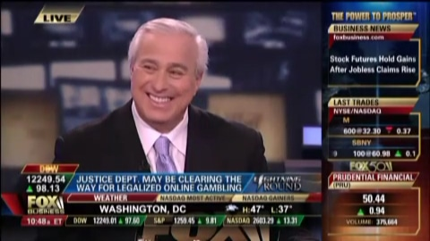 Ed Butowsky Joins The Company 12-29-11 - Part 2