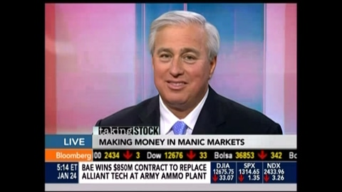 Making Money In Manic Markets