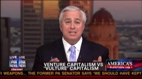 Venture Capitalism vs Vulture Capitalism