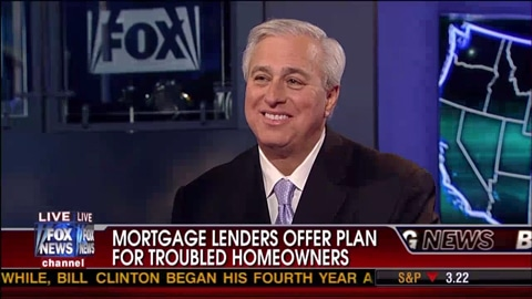 Mortgage Lenders Offer Plan For Troubled Homeowners