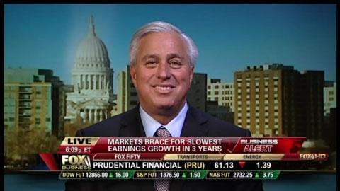 Markets Brace For Slowest Earnings Growth In 3 Years