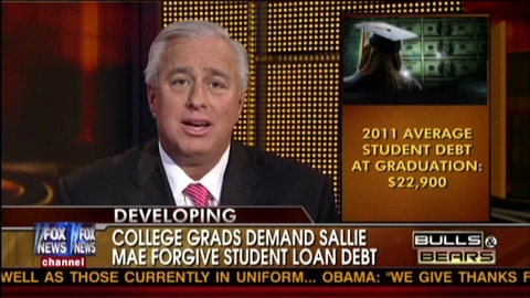 College Grads Demand Sallie Mae Forgive Student Loan Debt
