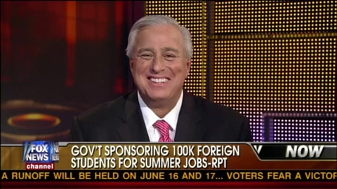 Why Is US Gov't Sponsoring Foreign Students For Summer Jobs