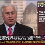 Estimated Cost Of Hurricane Sandy To Top $50 Billion