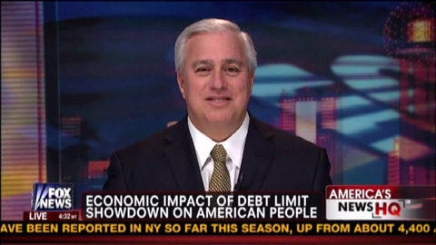 Economic Impact Of Debt Limit Showdown On American People