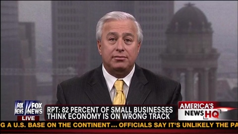 82 Percent Of Small Business Think Economy Is On Wrong Track
