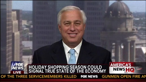 Holiday Shopping Season Could Signal True State Of The Economy
