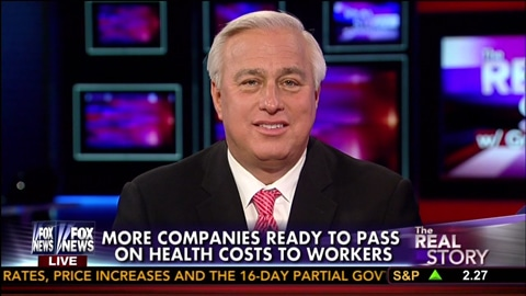 More Companies Ready To Pass On Health Costs To Workers