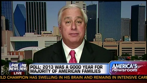 Poll: 2013 Was A Good Year For Majority Of American Families