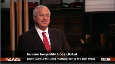 IMF Warns Of Growing Income Inequality
