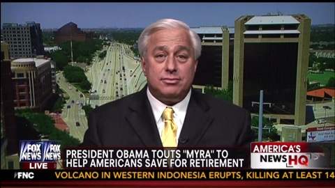 """President Touts """"myRA"""" To Help Americans Save For Retirement"""