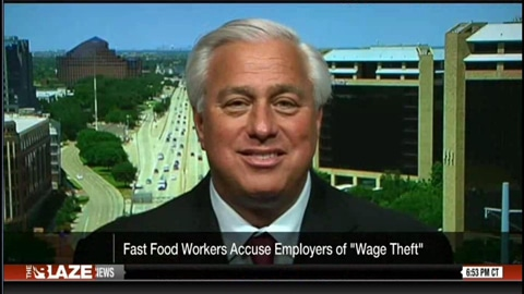 Fast Food Workers Accuse Employers of Wage Theft