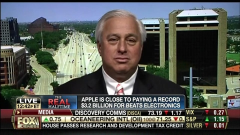 Apple Wants Beats, McDonald's New Fries, And NFL Draft 2014