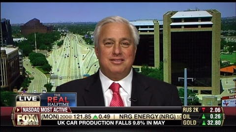 Ed Butowsky Joins The Real Halftime On Fox Business