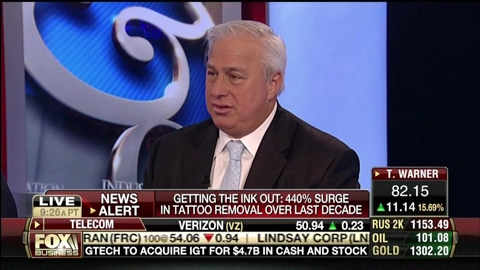 440 Percent Surge In Tattoo Removal Over Last Decade