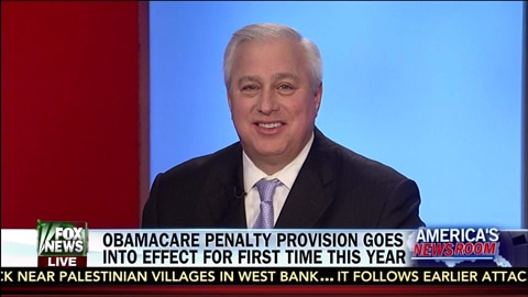 Obamacare Penalty Provision goes Into Effect For First Time This Year