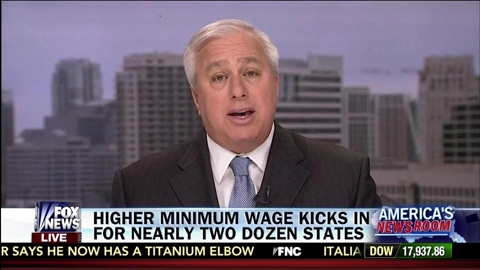Higher Minimum Wages Kick In For Two Dozen States