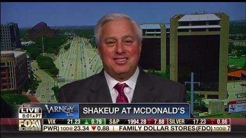 Shakeup At McDonald's