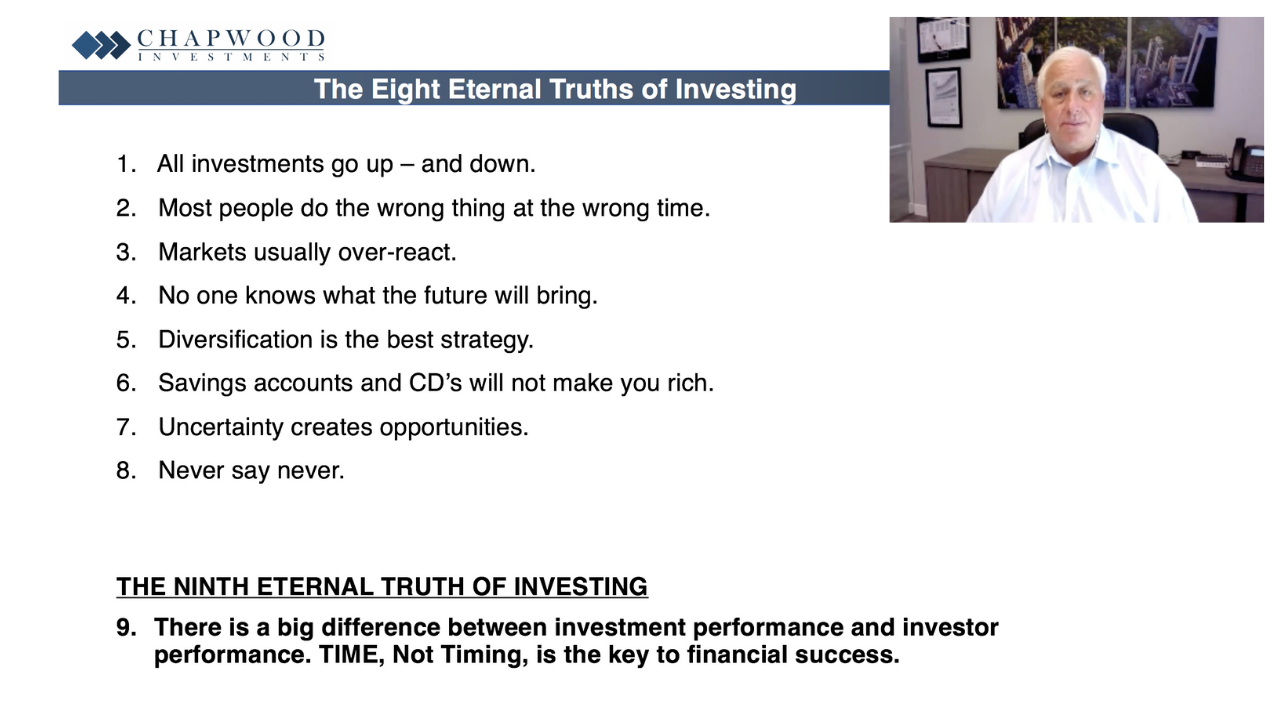 The 8 Eternal Truths of Investing
