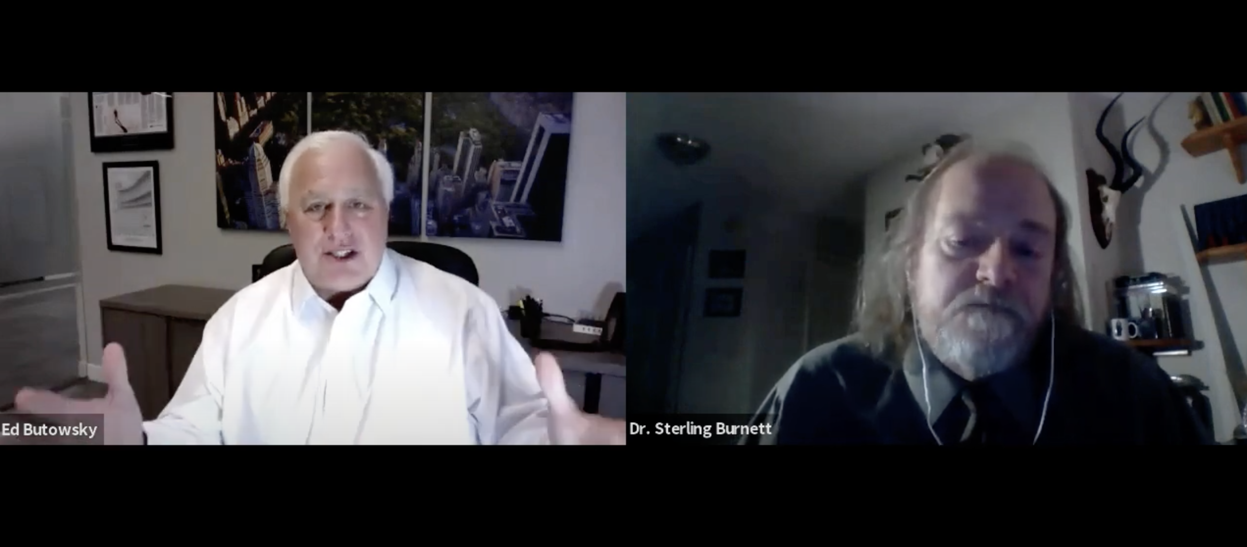A Discussion with Dr. Sterling Burnett: The Real Facts Surrounding Climate Change