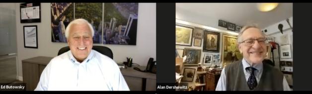 Opening Up With Alan Dershowitz